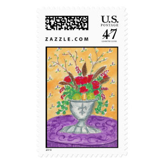 Lovie and Dodge Seasonal Urn Postage