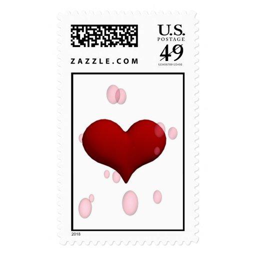 Lovie stamp