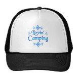 Lovin Camping Trucker Hats