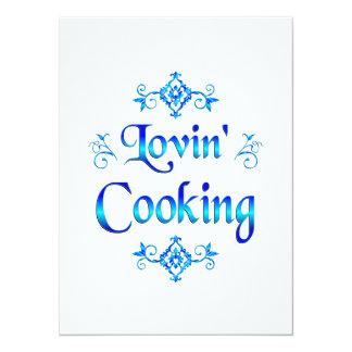 Lovin Cooking Invite