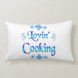 Lovin Cooking Pillow