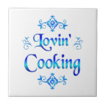 Lovin Cooking Tile