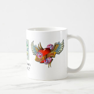 Lovin' Cup Classic White Coffee Mug