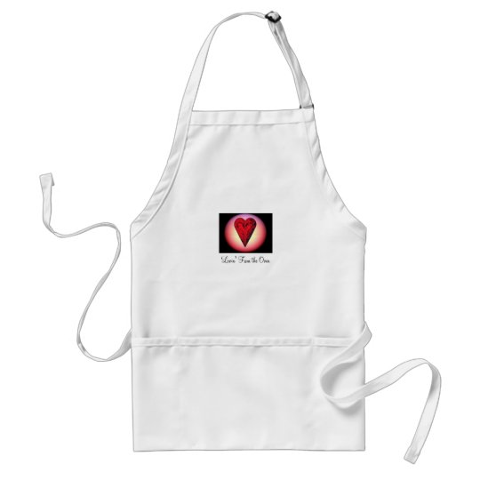 Lovin' From the Oven Adult Apron
