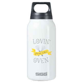 Lovin' From the Oven Insulated Water Bottle