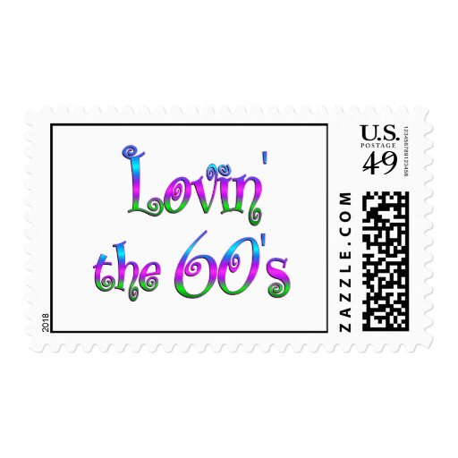 Lovin los años 60 sello