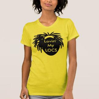 Lovin' My LOCS T-Shirt
