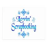 Lovin Scrapbooking Postales