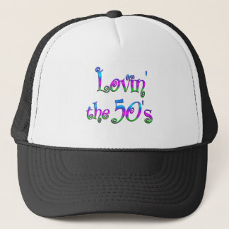 Lovin the 50s trucker hat