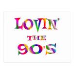 Lovin the 90s post cards