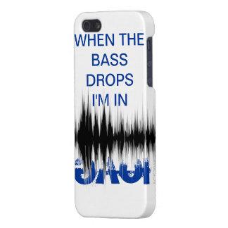 Lovin' The Bass/ Hidden Love iPhone 5 Case