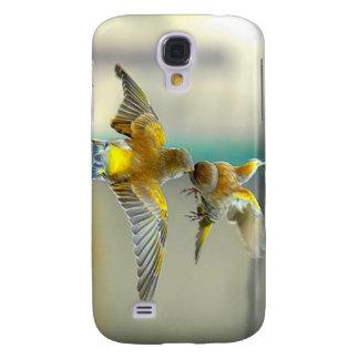 loving birds galaxy s4 cover