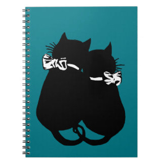 Loving Cats Notebook