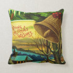 loving christmas wishes throw pillow