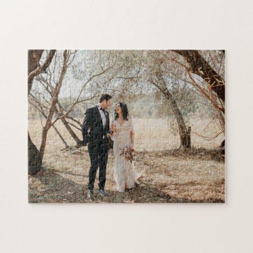 "Loving Couple 11"" x 14"" Jigsaw Puzzle"