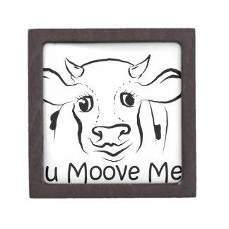 Loving Cow Gift Box