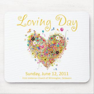 Loving Day DE Mousepad