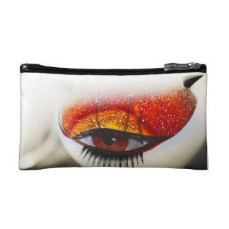 Loving Eye. Love and Goth Project Makeup Bag