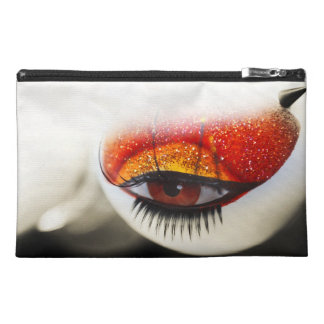Loving Eye. Love and Goth Project Travel Accessory Bags