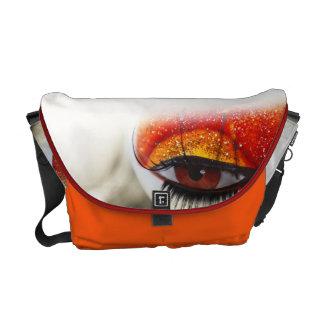 Loving Eye. Love Project Messenger Bag