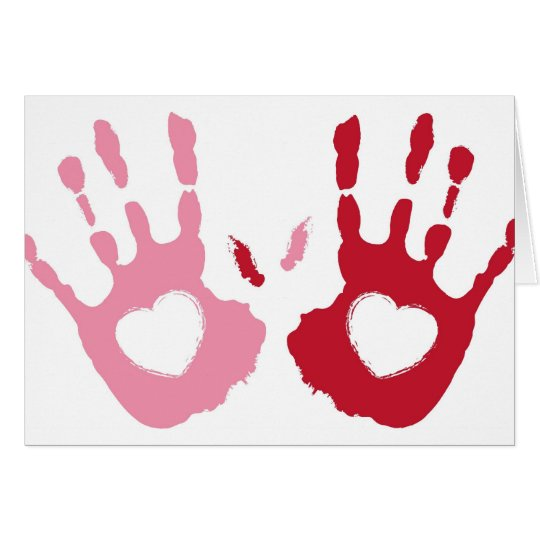 Loving Hands Card