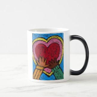 Loving Hands Coffee Mugs