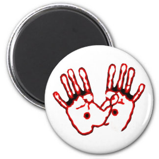 Loving Hands - John 20:27 Refrigerator Magnets