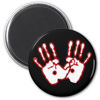 Loving Hands - John 20:27 Fridge Magnet
