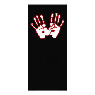 Loving Hands - John 20:27 Rack Card
