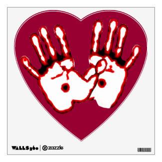 Loving Hands - John 20:27 Room Graphic