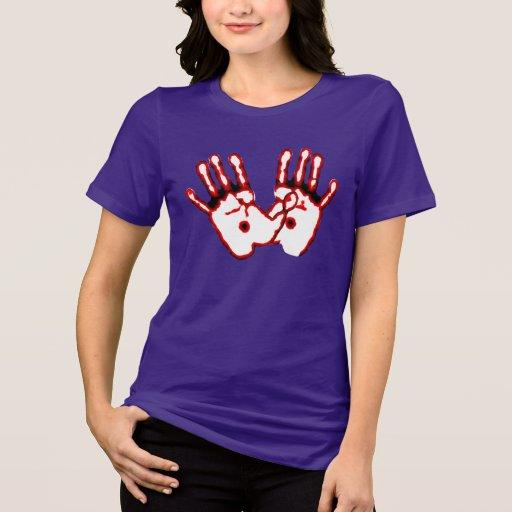 Loving Hands - John 20:27 Shirts