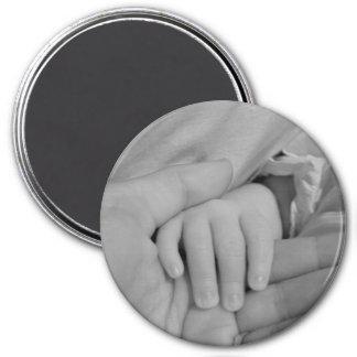 Loving Hands Refrigerator Magnet