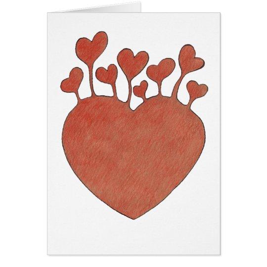 Loving Heart Card