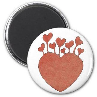 Loving Heart Magnet