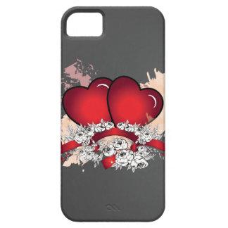 Loving Hearts iPhone SE/5/5s Case