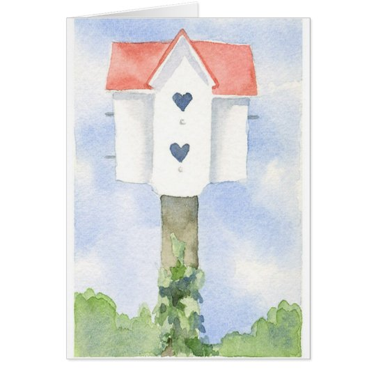 Loving Home - Note Card