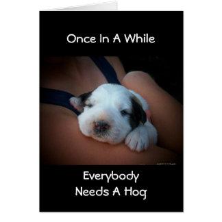 Loving Hug Card