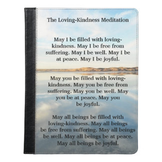 Loving-Kindness Meditation Ipad 2/3/4 Cover