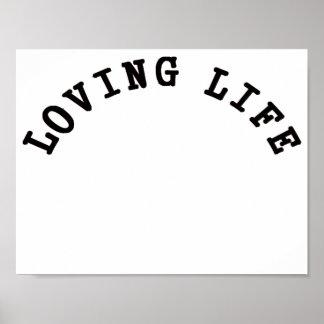 Loving Life Poster