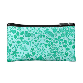 Loving Life Small Cosmetic  Bag