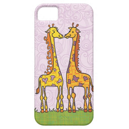 loving long necks iPhone 5 covers
