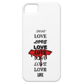 loving lover love all phone case