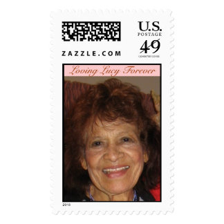 Loving Lucy Postage Stamps