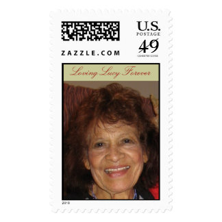 Loving Lucy Stamp