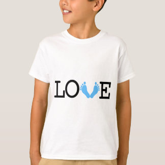 Loving Me Some Babies - Light Blue T-Shirt