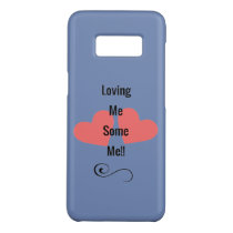 Loving Me Some Me!! Two of Hearts Cell Phone Case