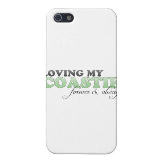 Loving my Coastie iPhone SE/5/5s Cover