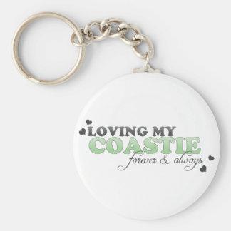Loving my Coastie Key Chains