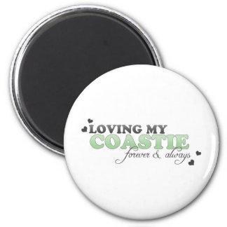 Loving my Coastie Magnet