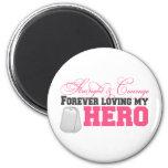 Loving my Hero Magnets